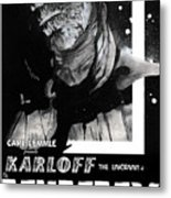 The Mummy 1932 Movie Poster  Metal Print