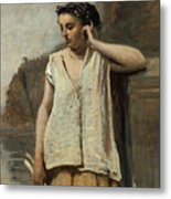 The Muse. History Metal Print