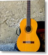 The Music Of Lucca Metal Print