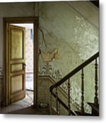 The Mystery Room - Urban Decay Metal Print