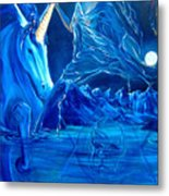 The Naeyad With Cyro And Starchild Metal Print