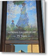 The National Gallery Of Art Is 75 Years Old Metal Print