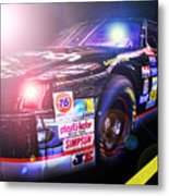 The Need For Speed 3 Metal Print