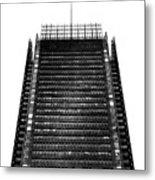 The New York Times Building, Midtown New York Metal Print