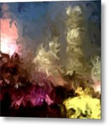 The Night Moves Metal Print