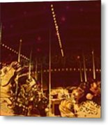 The Nightmare Carousel 12 Metal Print