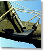 The Ninas Anchor Metal Print