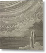 The Ninth Heaven Metal Print