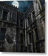 The Old City Jail Metal Print