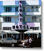 The Old Colony Hotel Metal Print