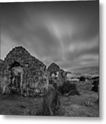 The Old Cottage, Wicklow Metal Print