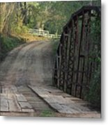 The Old Country Bridge Metal Print