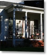 The Old Front Porch Metal Print