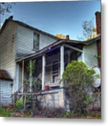 The Old Home Place Metal Print