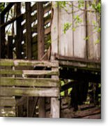 The Old Homestead #5 Metal Print