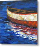 The Old Red Boat 2011 Metal Print