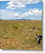 The Old Santa Fe Trail Metal Print