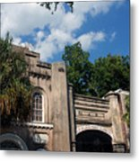 The Old Slave Market Museum In Charleston Metal Print