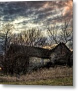 The Old Stone House Metal Print