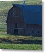 The Old Style Metal Print