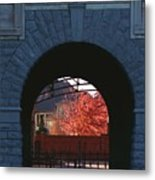 The Old Tennessee Brewery Metal Print