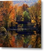 The Old Tressel Metal Print