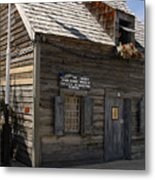 The Oldest School House Metal Print