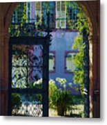 The Open Gate Metal Print