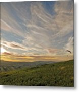 The Open Spaces Metal Print