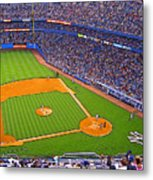 The Original Yankee Stadium Metal Print