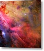 The Orion Nebula Close Up I Metal Print