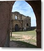 The Other Alamo Metal Print