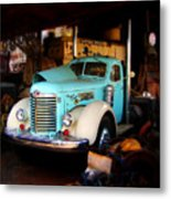 The Other Woman Metal Print by Perry Webster