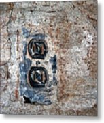 The Outlet Metal Print