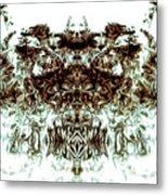 The Overlord Metal Print
