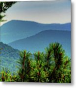 The Ozarks Metal Print