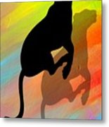 The Pace Metal Print