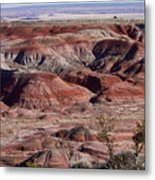 The Painted Desert  8062 Metal Print