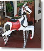 The Painted Horse Metal Print