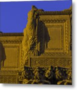 The Palace Of Fine Arts  Metal Print