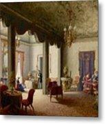 The Palace Of The Empress Alexandra Metal Print