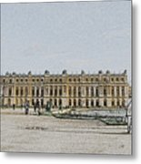 The Palace of Versailles Metal Print