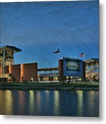 The Palace On The Brazos Metal Print