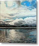 The Panoramic Painting Metal Print