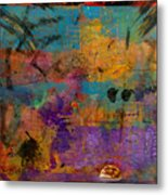 The Parable Metal Print
