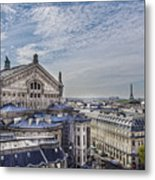 The Paris Opera 5 Art Metal Print