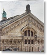 The Paris Opera Art Metal Print