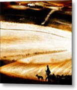 The Path Home Metal Print