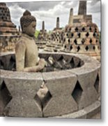 The Path Of The Buddha #4 Metal Print