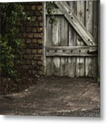 The Path To The Doorway Metal Print